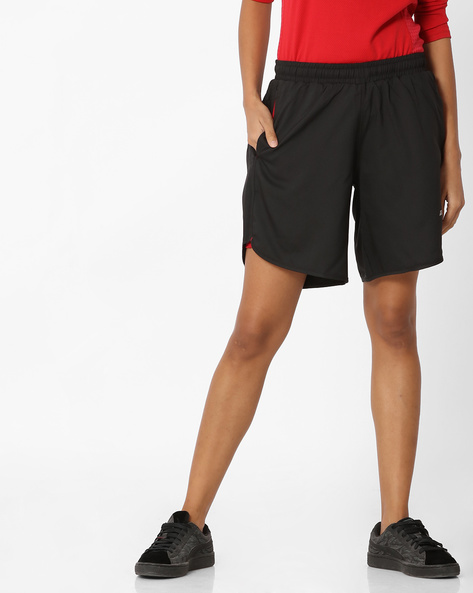 GO-DRY Mid-Rise Shorts By 2Go ( Black )
