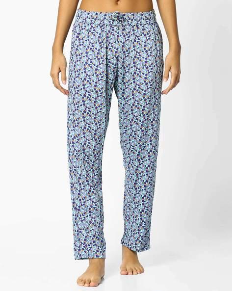 Printed Pyjamas With Drawstring Waist By HANES ( Assorted )