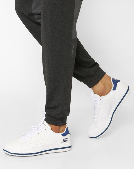 On The Go- Element Casual Shoes By Skechers ( Whtnvy )