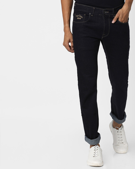 Lightly Washed Slim Fit Jeans By Pepe Jeans ( Assorted )