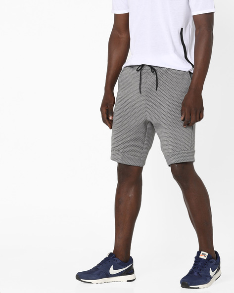 Printed Shorts With Drawstring Waist By NIKE ( Multi ) - 460118428001