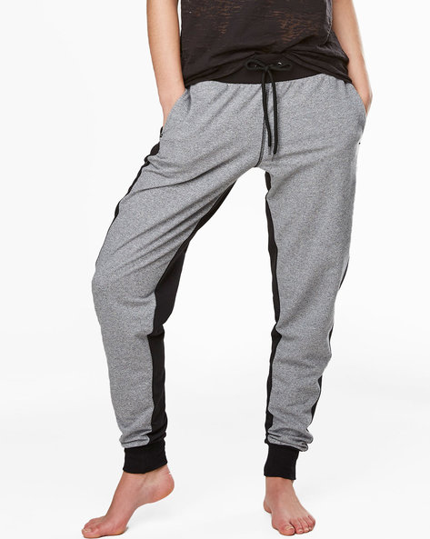 Colourblock Pyjamas With Drawstring Waist By Hunkemoller ( Grey )