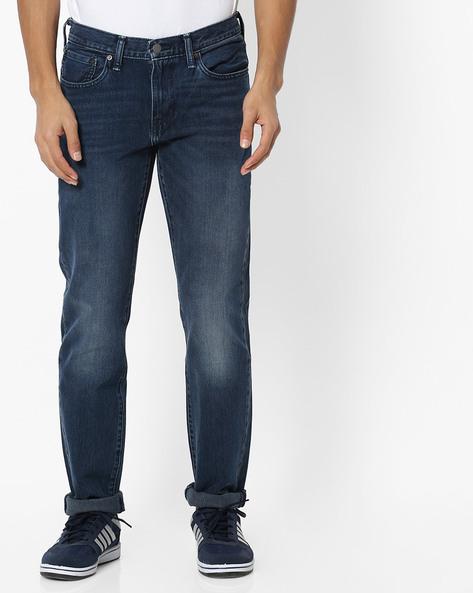511 Mid-Rise Slim Fit Jeans By LEVIS ( Blue )