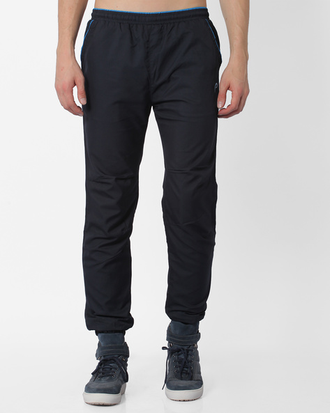 Jogger Fit Track Pants By PROLINE ( Navy )