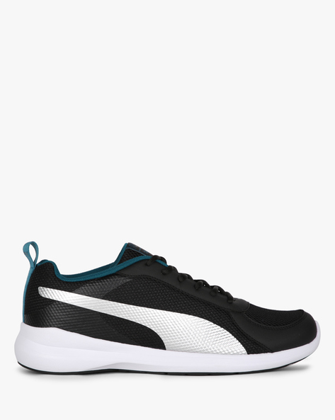 Zenith IDP Sports Shoes By Puma ( Black )