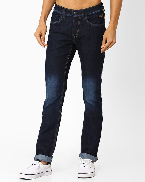 Michael Slim Fit Jeans By FLYING MACHINE ( Assorted )