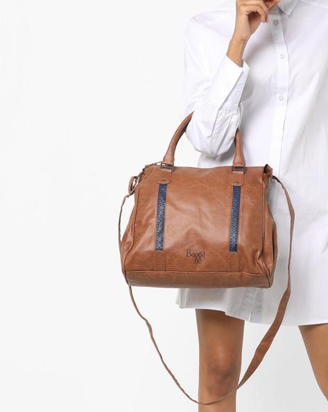 L Craney Y G Bindas Sling Bag By BAGGIT ( Caramel )