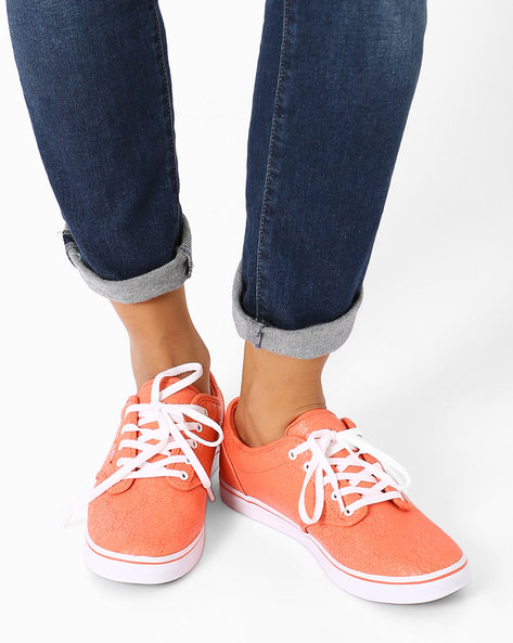 Atwood Henna Casual Shoes By Vans ( Multi )