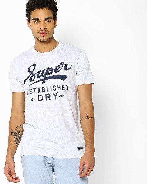 GB Dry Crew-Neck T-shirt By SUPERDRY ( 54g )