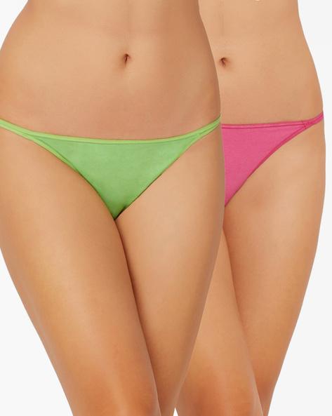Pack Of 2 Panties By PrettySecrets ( Green )