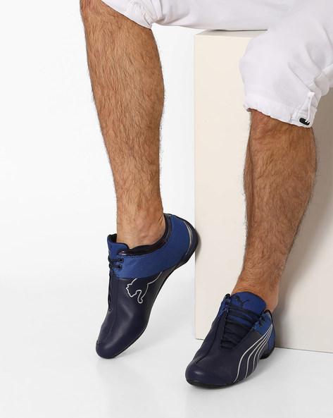 Future Cat M1 Core Shoes By Puma ( Blue )