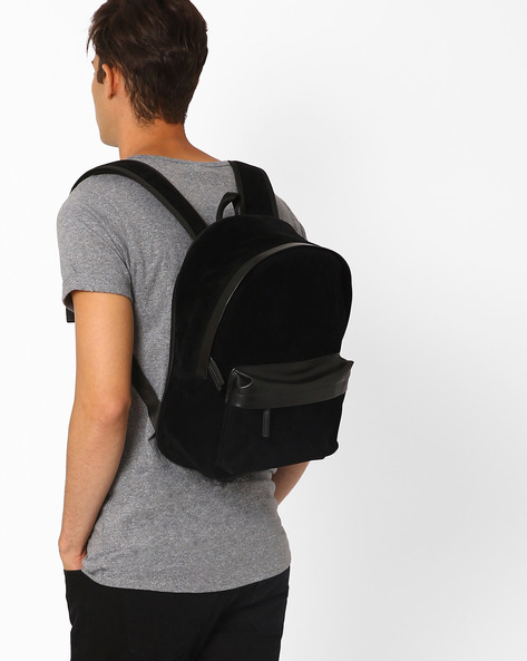 Mr Basher Backpack By Atorse ( Black )