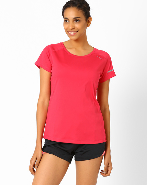 T-shirt With Short Sleeves By PERFORMAX ( Pink )