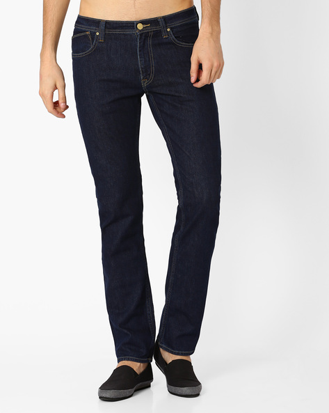Powell Slim Fit Jeans By Lee ( Dkblue )