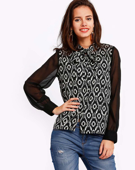 Aztec Printed Shirt By RIDRESS ( Printed )