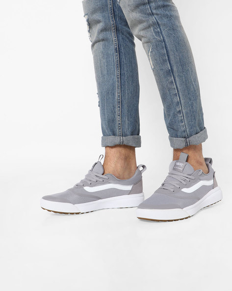 Ultra Range Rapidweld Lace-Up Shoes By Vans ( Grey )