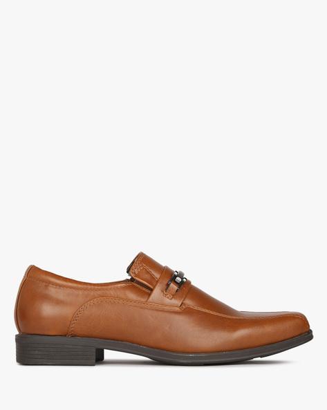 Dexter Low-Top Slip-On Shoes By DEXTER ( Cognac )